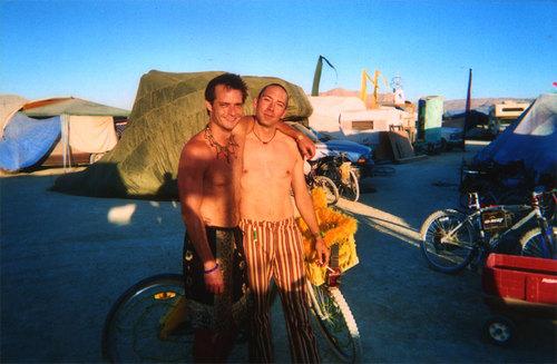 Gregg and Me